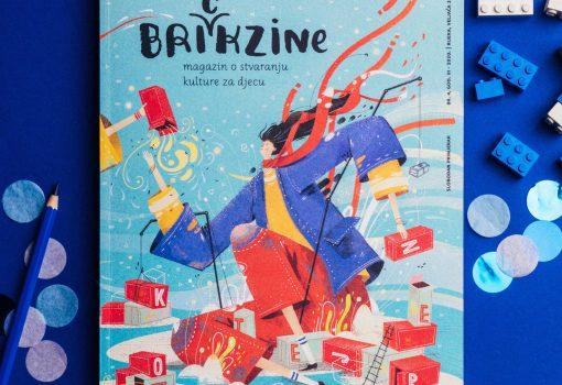 Izašao je novi broj magazina na djecu Brickzine