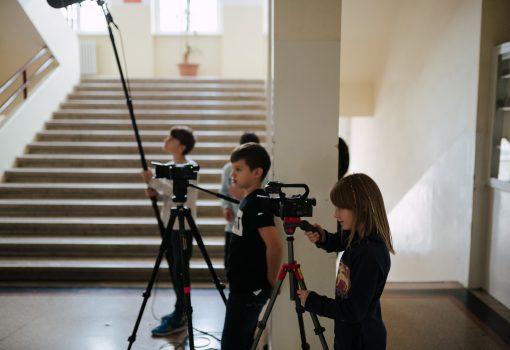 Filmovi riječkih školaraca u Art-kinu: Prezentacija filmova Putujućih filmskih radionica