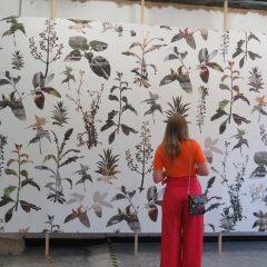 """Ponovno otvorenje izložbe """"Sanjaju li biljke sutrašnjicu?"""" Igora Eškinje"""