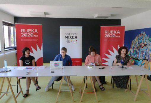 Predstavljeni rezultati projekta Diversity mixer – politike i prakse u kulturnim i kreativnim industrijama