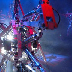 """Umjetnička instalacija """"Histerične mašine"""" pretvara riječki Export u izložbeni prostor"""