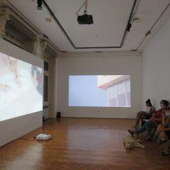 U riječkoj Filodrammatici postavljena video instalacija Shema stvari Jennifer Lyn Morone