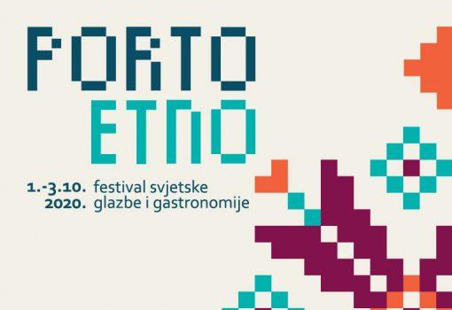 Počinje festival Porto Etno