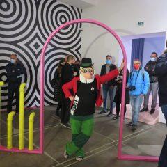 Izložba 51000 Balthazargrad uz stroge epidemiološke mjere otvorena u Muzeju moderne i suvremene umjetnosti u Rijeci
