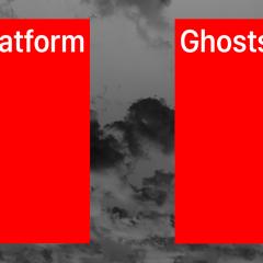 Otvorenje instalacije Platformski duhovi u riječkoj Filodrammatici