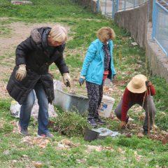 U sklopu projekta Rijeka Jestivi grad 2 građani sadili i uređivali svoje susjedstvo
