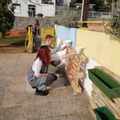 Zeleni val EPK senzornim vrtom oplemenio dvorište vrtića Krnjevo