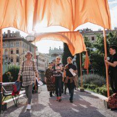 Europa To Go: bečki umjetnički kolektiv poveo Riječane u neobičnu šetnju gradom